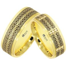 Verighete ATCOM Lux SOSPIRI aur galben Aur, Finger, Bangles, Wedding Rings, Engagement Rings, Interior, Gold, Jewelry, Bracelets