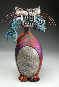 керамике Митчелла Графтона.