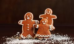 Lebkuchenmänner - Rezepte - Schweizer Milch Creme Fraiche, Biscuits, Gingerbread Cookies, Desserts, Recipes, Gingerbread Loaf Recipe, Noel, Ideas For Christmas, Cacao Powder
