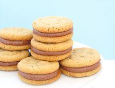 Cookie Sandwiches + Whoopie Pies on Pinterest | Whoopie Pies, Sandwich ...