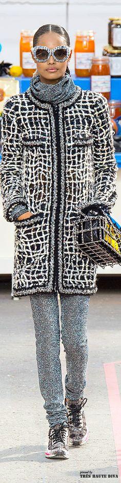 ~Paris Fashion Week #Chanel Fall/Winter 2014 RTW Repin & Follow my pins for a FOLLOWBACK!