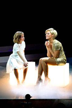 """""""Helene Fischer Show"""" im Jahr 2011"""