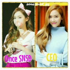 Jessica Jung - The Founder, The Main Designer, The Owner and The CEO of Blanc Group (BLANC & ECLARE) ÷