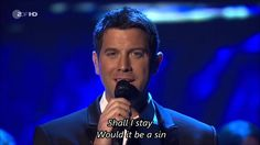 IL DIVO - Can't Help Falling in Love with Lyrics