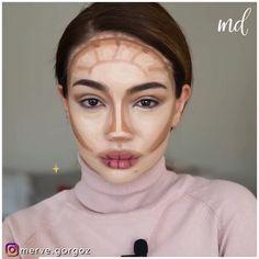 Under Eye Makeup, Bridal Eye Makeup, Makeup Eye Looks, Pretty Makeup, Hair Makeup, Mauve Makeup, Makeup Tips Eyeshadow, Contour Makeup, Contouring And Highlighting