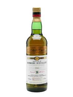 A 36-year-old Bowmore from Douglas Laing's Old Malt Cask series. Distilled in 1966, during the distillery's golden era, this was bottled in September 2002.