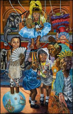 Stefanie Jackson is a figure painter whose art deals with themes of African American history and contemporary politics. African American Slavery, African American Literature, African American Artist, American Artists, Afro Painting, Painting & Drawing, Harlem Renaissance Artists, Jackson's Art, Save The Children