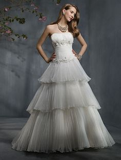 Alfred Angelo 2307 Bridal Gown