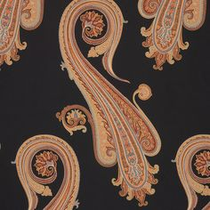 Maharam offers a comprehensive collection of textiles for commercial and residential interiors. Paisley Art, Paisley Fabric, Paisley Design, Paisley Pattern, Anemone Flower, Madison Square, Thing 1, Red Background, Graphic Design Illustration