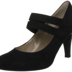 Gabor Shoes 5521217, Damen Klassische Pumps, Schwarz (schwarz), EU 40 (UK 6.5) (US 9)