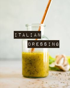 zesty homemade Italian dressing recipe is full of flavor and easy to make at home. Here's how to make Italian dressing.This zesty homemade Italian dressing recipe is full of flavor and easy to make at home. Here's how to make Italian dressing. Italian Dressing Recipes, Homemade Italian Dressing, Salad Dressing Recipes, Italian Salad, Pasta Salad With Zesty Italian Dressing Recipe, Salad Dressings, Salad Recipes, Best Healthy Cookbooks, Healthy Cook Books