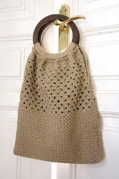 crochet handbag | Flickr - Photo Sharing!
