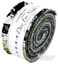 Day For Night Jelly Roll from Missouri Star Quilt Co    Love this collection!