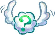 Winged Cloud from the official artwork set for #YoshisNewIsland on #3DS. #Mario #Yoshi http://www.superluigibros.com/yoshis-new-island