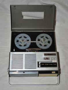 Kowa Company Ltd Transistor Tape Recorder