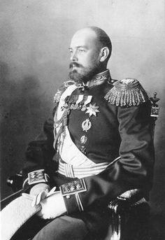 """Grand Duke Sergei Mikhailovich Romanov of Russia. """"AL"""""""