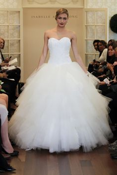 Isabelle Armstrong Wedding Dresses - Fall 2015 Bridal Collection   Junebug Weddings