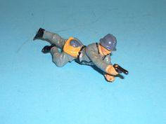 2349 – Elastolin Franz. Schütze kriechend mit Pistole 622/2 | eBay