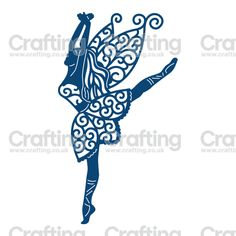 Tattered Lace Dies - Graceful Fairy