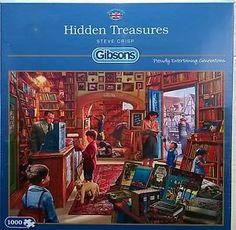 Bildergebnis für gibsons hidden treasures jigsaw puzzle