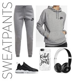 """Untitled #91"" by petrescu-diana on Polyvore featuring NIKE, Beats by Dr. Dre and Casetify"
