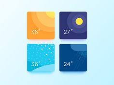 I would like create different widgets. Follow me on Dribbble | Behance | Instagram