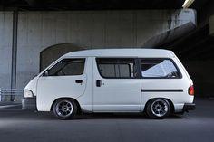 トヨタ タウンエース / Toyota Town Ace | Lowered, Stance, Slammed, JDM