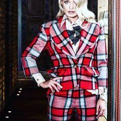 Vivienne Westwood ジャケット ☆SALE☆名作ラブジャケット タータン 2014/15AW RED LABEL(9)