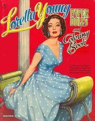 Donna Reed Paper Dolls | Movie Star Paper Dolls