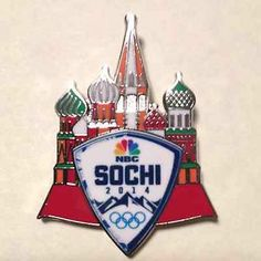 2014 olympics games | Details about SOCHI 2014 RUSSIAN WINTER Olympic Games / NBC ST BASIL'S ...