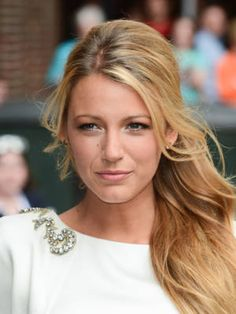 The Best Blonde Hair Color in Hollywood: Blake Lively
