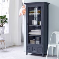 Metal Mesh Cabinet - Sale of Industrial Cabinets on Tikamoon Mahogany Cabinets, Solid Wood Cabinets, Storage Cabinets, Tall Cabinet Storage, Locker Storage, Cupboard Shelves, Cupboards, Teak, Dressers For Sale