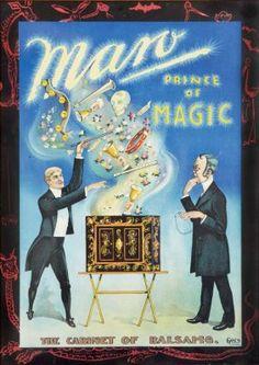 Maro- Prince of Magic