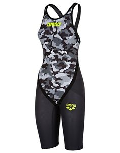 Arena Powerskin Carbon Flex Limited Edition Full Body Short Leg - Predator