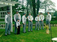 prohibition groomsmen - Google Search