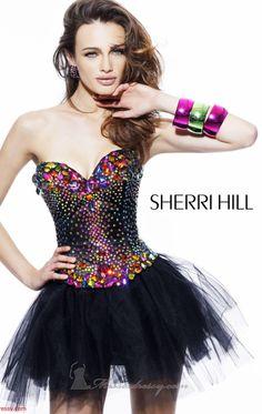 Sherri Hill 2885 Dress - MissesDressy.com