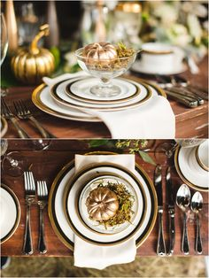 Thanksgiving table setting ideas - click to view more!
