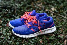 Nike Free Run+ 2 EXT Ultramarine