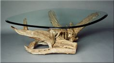 Driftwood Coffee Table. Style 2. Handmade by CustomDriftwoodArt