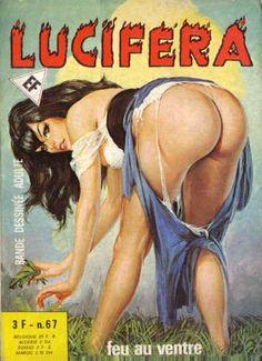 feu au ventre Lucifera 67  Décembre 1977