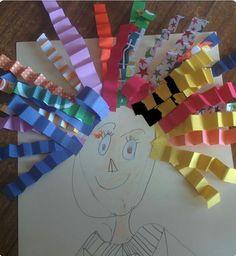 Çocukların zevk alarak yapmak isteyeceği bir etkinlik olduğunu düşünüyorum:))