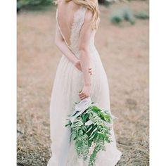 """Love in lace | Christos style ""Mason"" photographed by @carmensantorelliphoto with @plentyofpetals @borrowedblu @thedresstheory @bellameribbon"" Photo taken by @christosbridal on Instagram, pinned via the InstaPin iOS App! http://www.instapinapp.com (10/16/2015)"