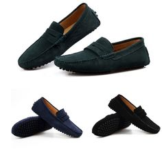 Fashion Men's Casual British Style Leather Shoes