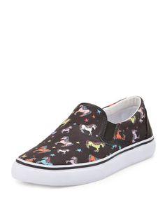 Adele Unicorn Skate Shoe by Sophia Webster at Neiman Marcus. LOVE!