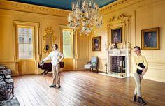 Charleston Miles Brewton House- Charleston South Carolina Architecture
