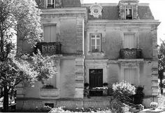 Lawrence Durrell's former house in Sommières, France #sommieres