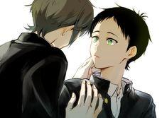 Noragami, Kyoto Animation, Anime Ships, Kuroko, Doujinshi, Anime Guys, Anime Characters, Anime Art, Fan Art