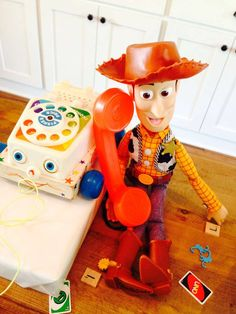 Toy Story Birthday Party Ideas | Photo 1 of 96 | Catch My Party
