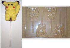 Pokemon Pikachu Chocolate Candy Mold Molds Party Favors | eBay Thirty Birthday, 5th Birthday, Birthday Parties, Birthday Ideas, Pokemon Themed Party, Chocolate Candy Molds, Comic, Party Themes, Party Ideas