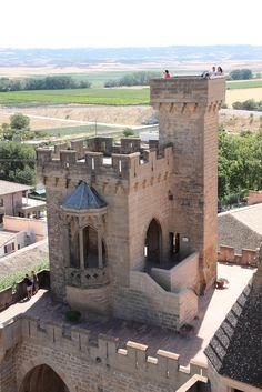 Palacio Real de Olite (Navarra): 22.jul.2012 :: Leer... http://castillosdenavarra.wordpress.com/2012/07/28/palacio-real-de-olite-navarra-22-jul-2012/
